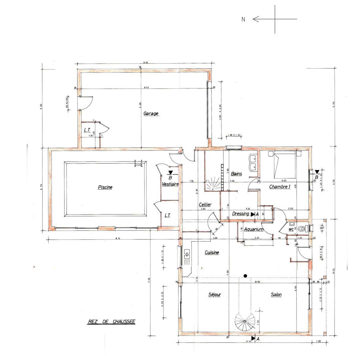 plan maison mob dans le 59 orientation sud sur l 39 avant ForTrouver Des Plans De Construction